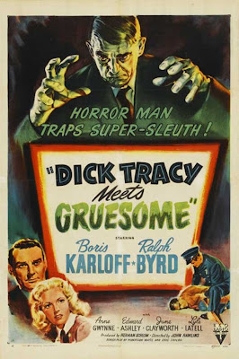 Dick Tracy Meets Gruesome (Dick Tracy Contra Siniestro) (1947)