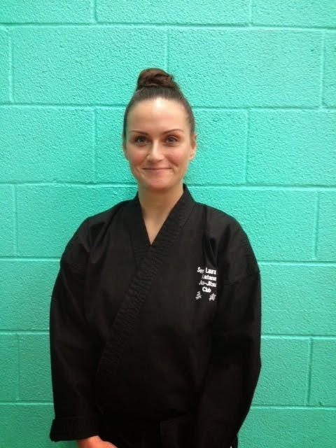 Sensei Laura Riley