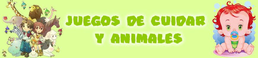 Juegos de cuidar bebes y animales