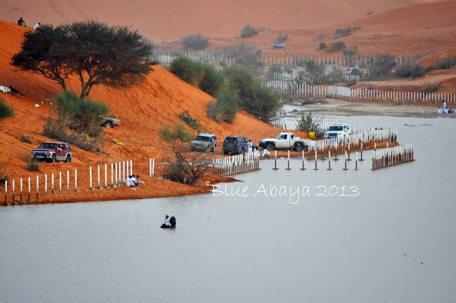 Lake Kharrarah Riyadh