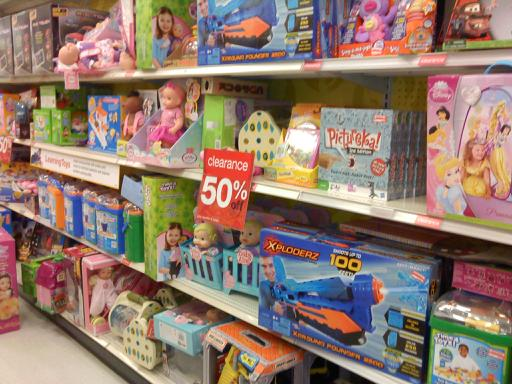 Target Toy Aisle : Bargain barton target toy sale up to off