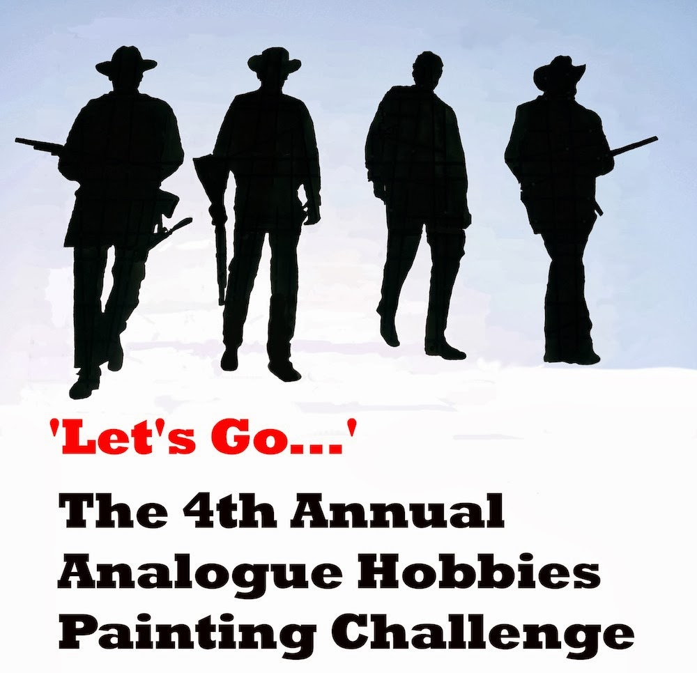 The 4th Painting Challenge