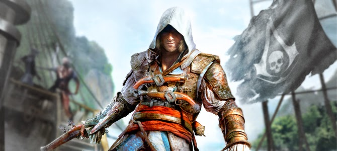Assassin's Creed 4 (iv) Black Flag Free For PC