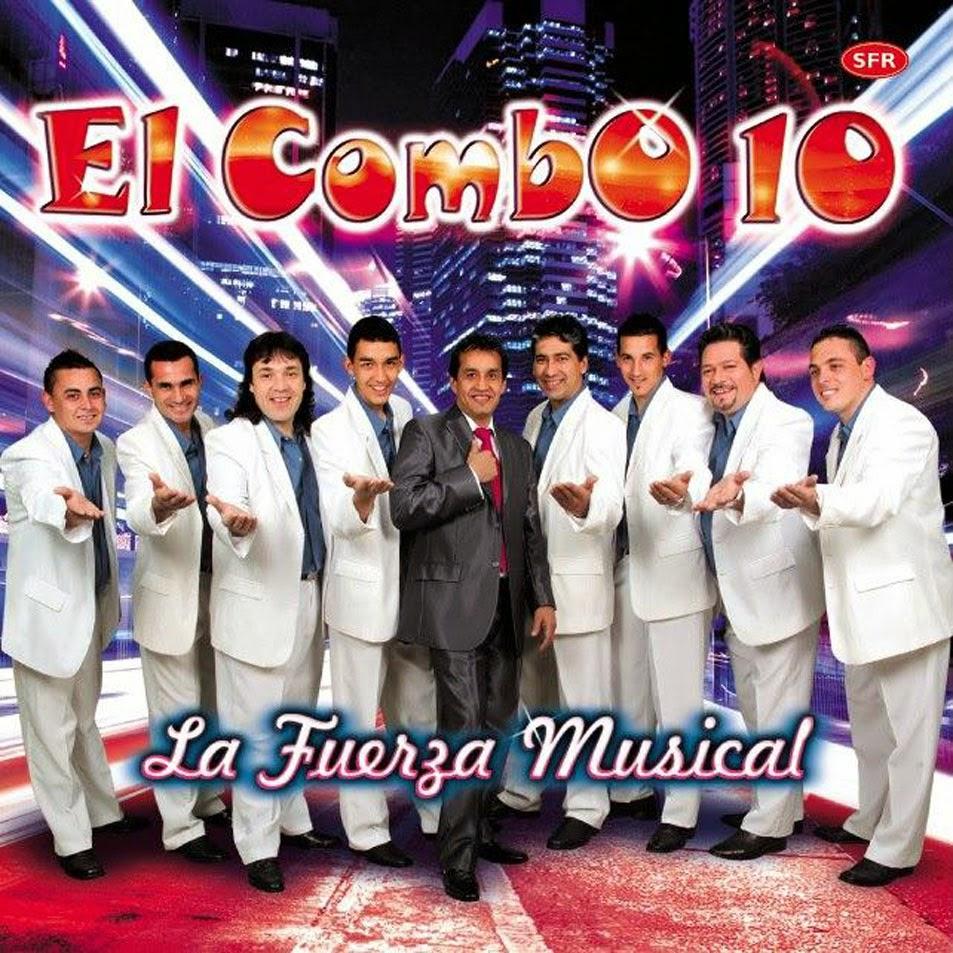 El Combo 10 - La Fuerza Musical (2012)