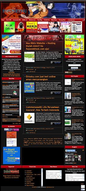 Jasa Bikin Blog Atau Website Murah