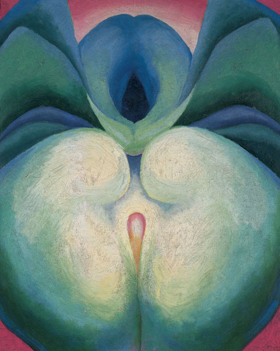the life and ideologies of popular artist georgia okeefe Georgia o'keeffe on art, life,  o'keeffe would go on to create for herself the kind of life and environment best suited for such delirious and dogged.