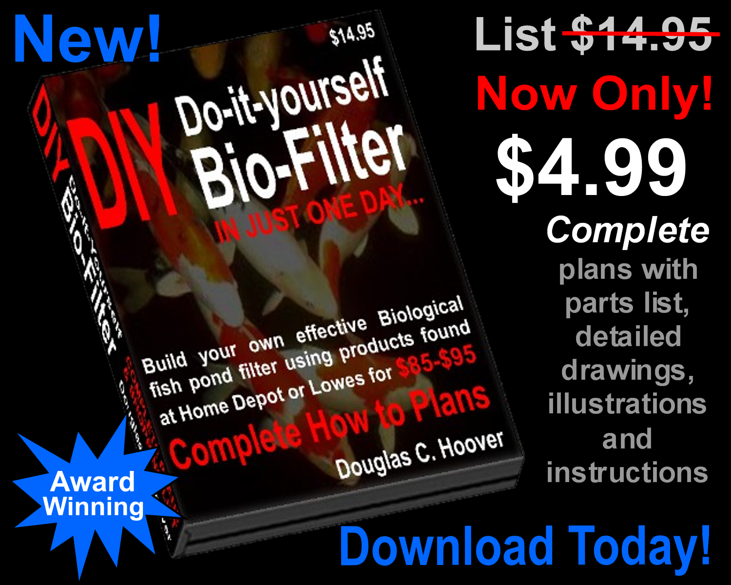 Diy bio filter do it yourself biological pond filter do it yourself biological pond filter solutioingenieria Image collections