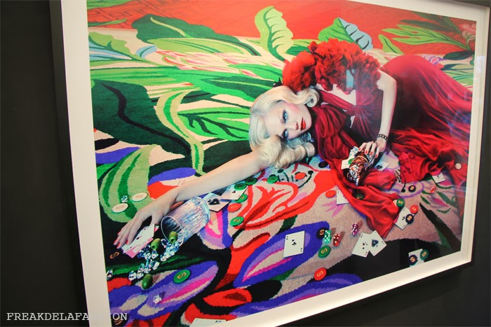 Miles Aldridge | exhibition | Reflex Amsterdam | opening | arttist | photography | freakdelafashion | freak de la fashion | april fashionreports | blogger | fashion blogger | reflex | amsterdam