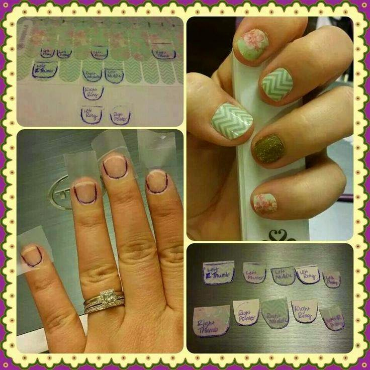 My Ginger Clan : Jamberry Nails Tips and Tricks!