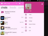 [BBM MOD] Windows Phone Pink By Trangga Ken