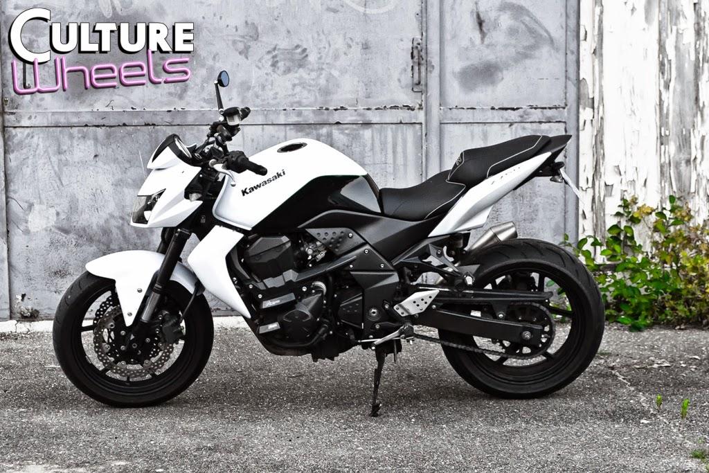CULTURE WHEELS: Kawasaki Z750