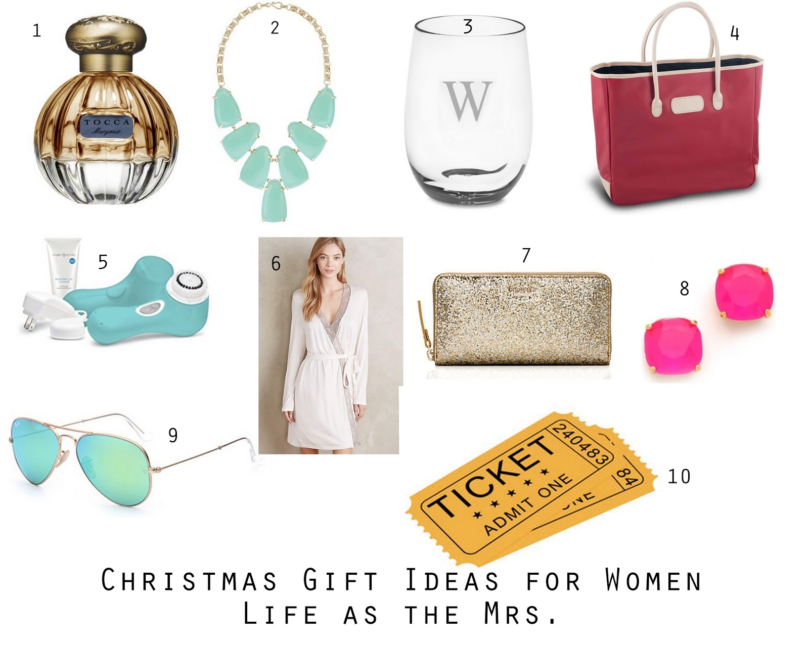 Christmas gift guide for mother in law