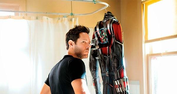Ant-Man detalles de la película