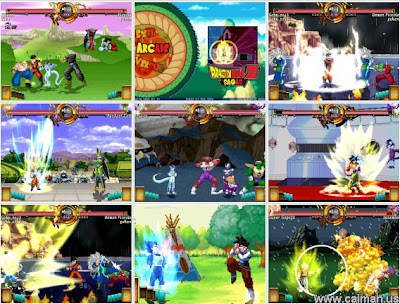 FREE DOWNLOAD GAME Dragon Ball Z Sagas