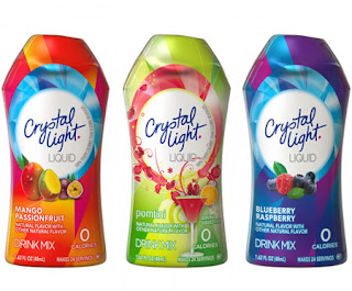 High Value $1.50 Off Crystal Light Liquid Drink Mix Coupon – As Low As $0.32 Each At Target!