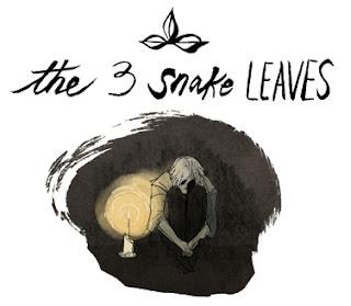 three snake leaves