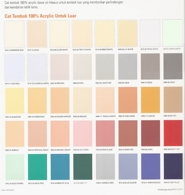 katalog warna cat dulux katalog warna cat dulux car