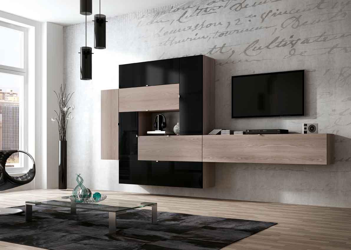 Muebles de moda colecci n next para los m s modernos - Salones juveniles modernos ...