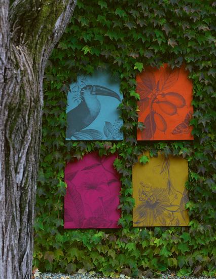 maison de ballard gorgeous tea towel designs from le jacquard francais. Black Bedroom Furniture Sets. Home Design Ideas
