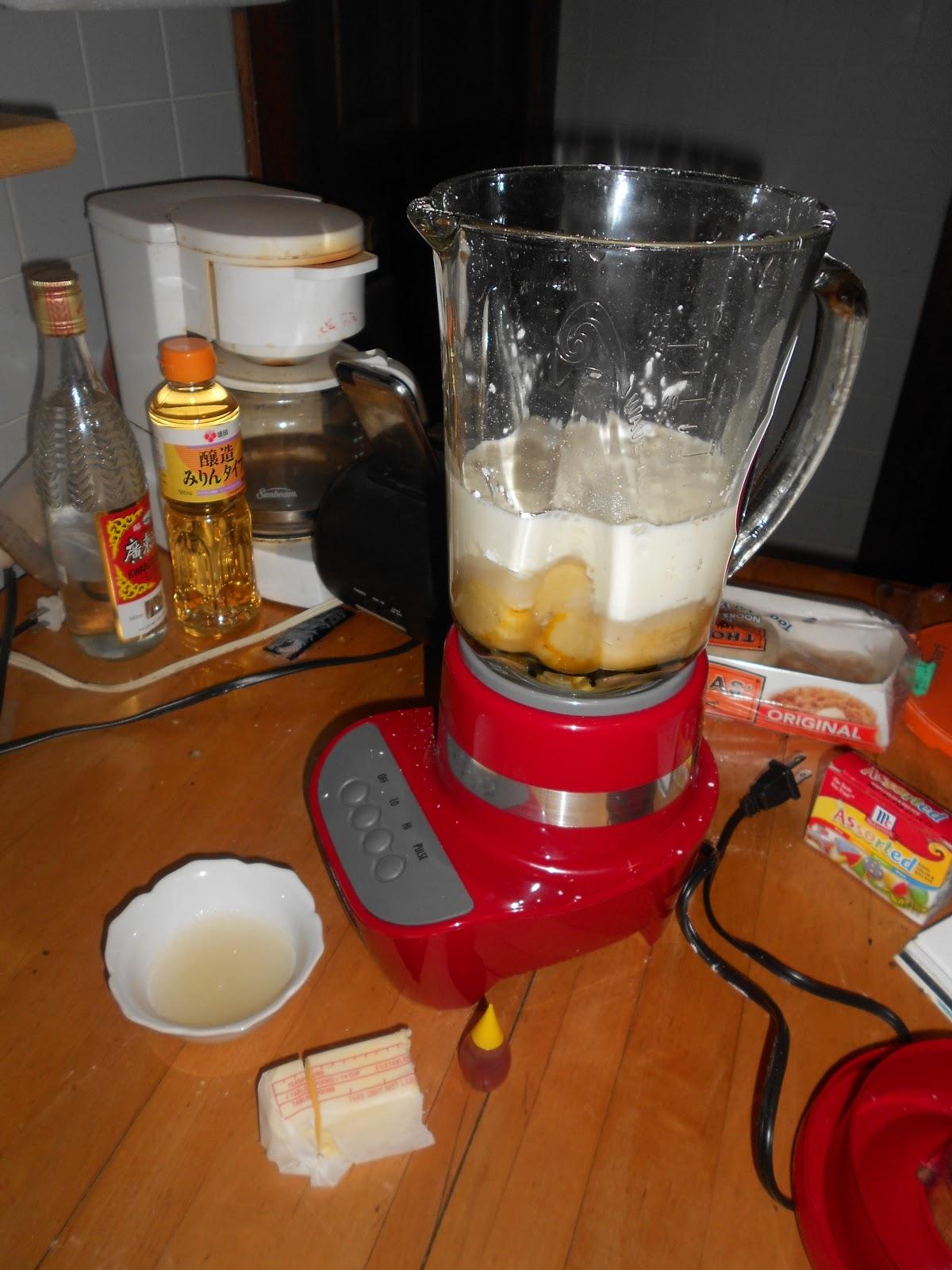 Accidental Cream Pie Cheap the accidental brainwashed foodie: banana cream pie (lucky peach 2)