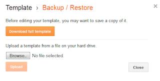 Tutorial install template responsive yang baik dan benar