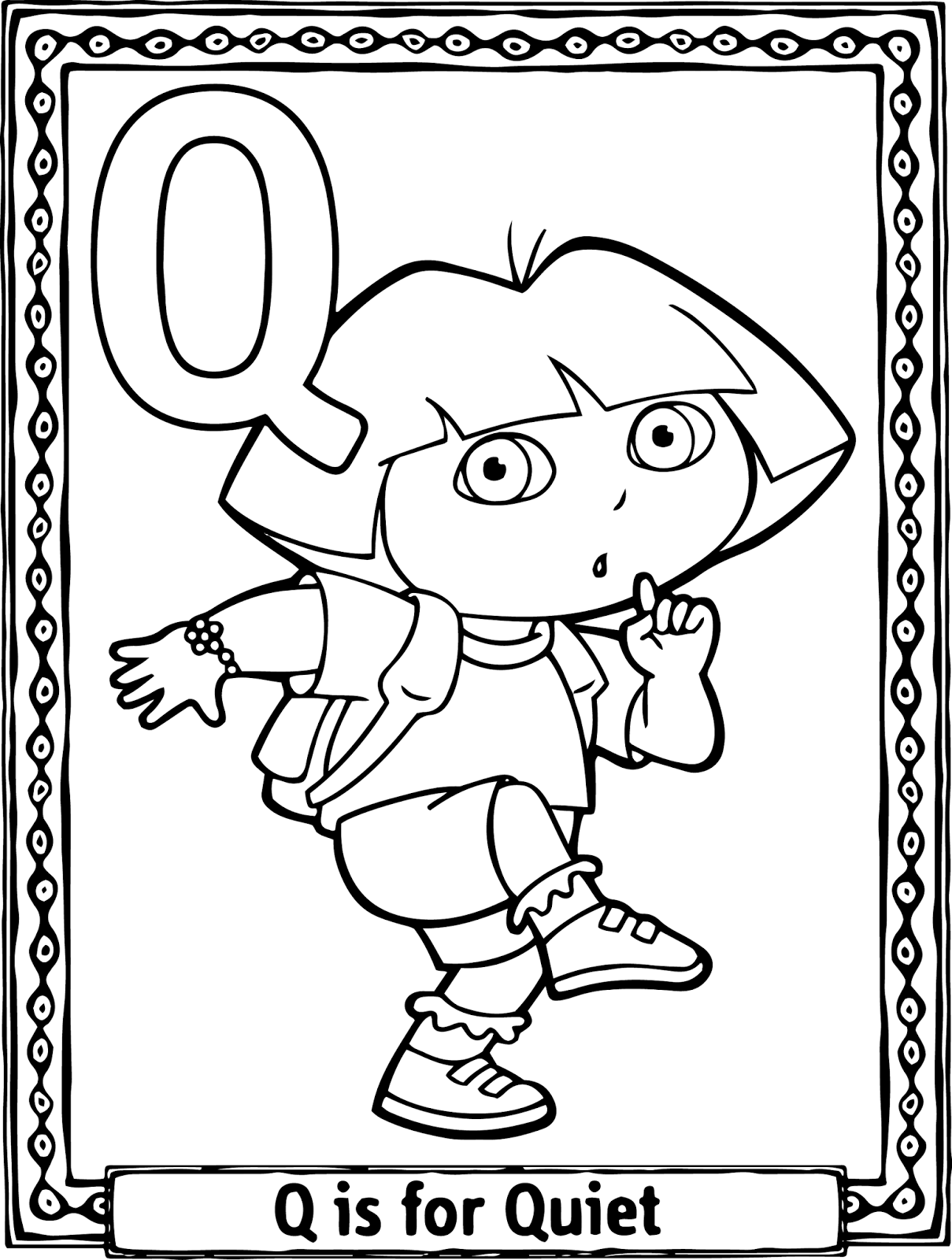 q pootle 5 coloring book pages - photo #43