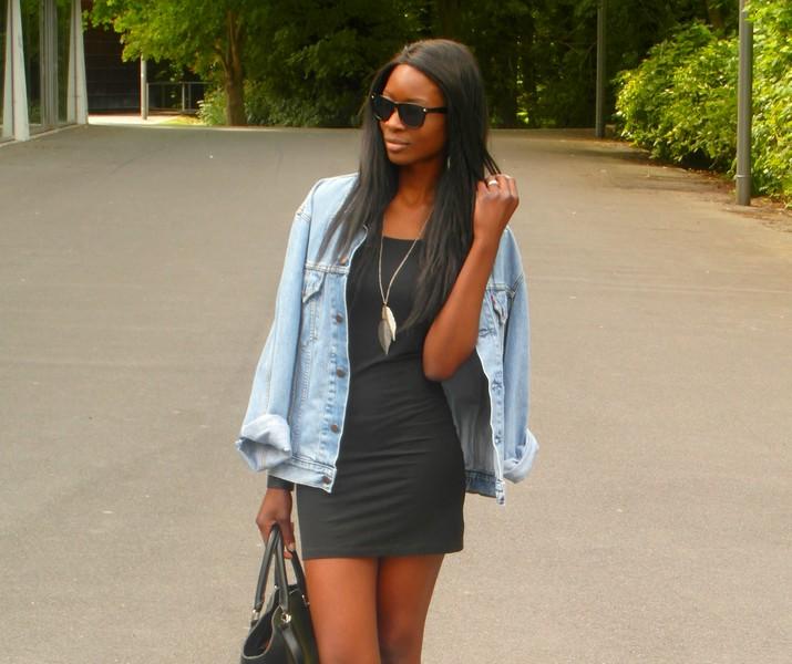 En Petite Nike So Robe Veste Le Baskets Jeans Noire Oversize Et nq1Y47xCw