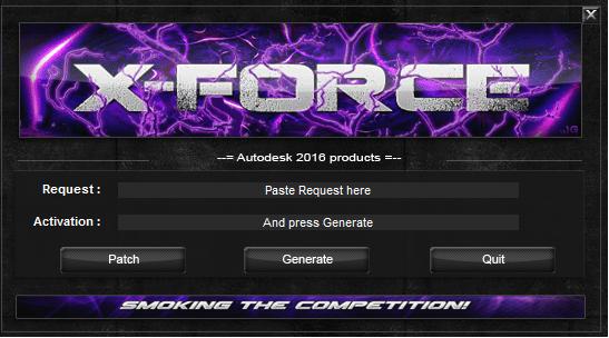 xforce keygen autocad 2016 64 bit free download