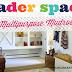 Reader Space: A Multipurpose Mudroom