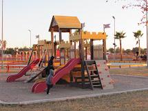 Lunazul Parque Infantil De Navojoa Sonora. Elia Casillas