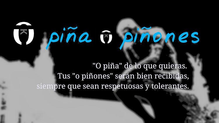 O piña o piñones - El blog de OsKarTel
