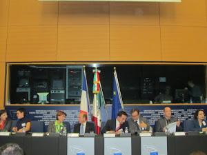 2012*PARLAMENTO EUROPEO : II SIMPOSIO DE BECARIOS Y EX BECARIOS DEL CONACYT...Edición Europa*