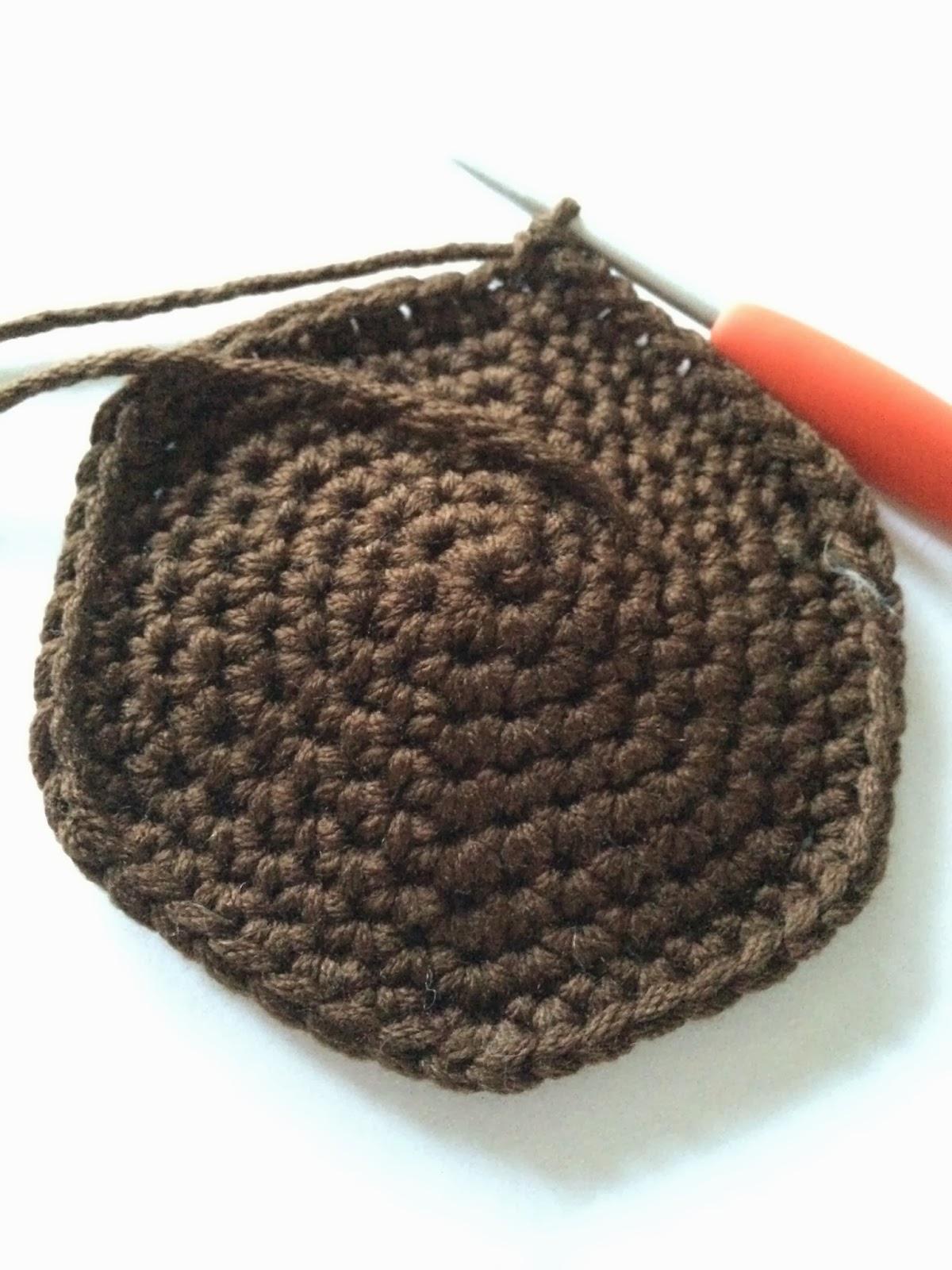 Вязанные крючком саше