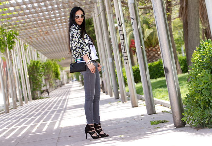 Blogger de moda valenciana estilo chic withorwithoutshoes