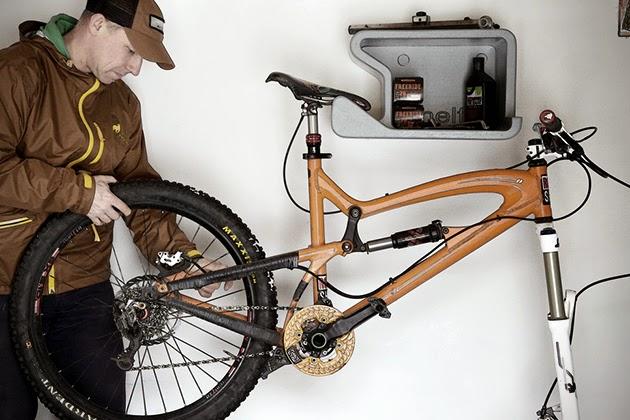 Shelfie Bicycle Wall Mount Men S Gear