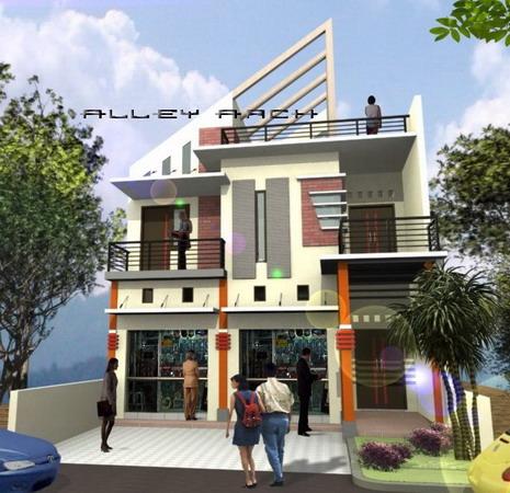 Desain Rumah Toko Modern Minimalis Jadi inspirasi toko anda Terbaru dan Terlengkap & Desain Rumah Minimalis 2014 : August 2014