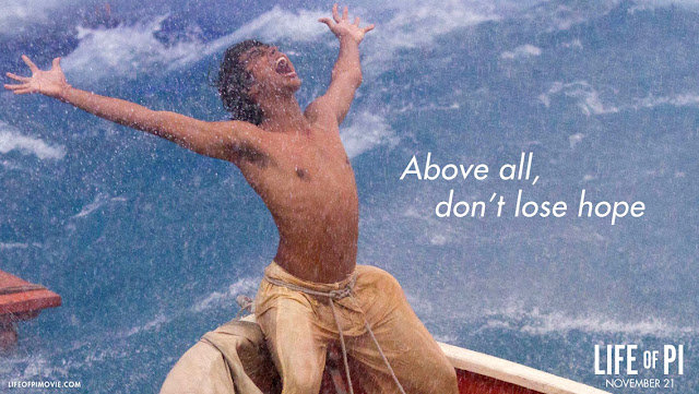 """Life of Pi"" HD Wallpapers for iPhone 5 and iPod touch 10"