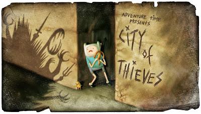 Cidade dos ladrões