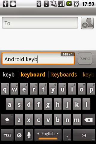 Phần mềm gõ tiếng việt cho android