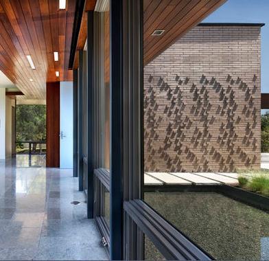 Fotos y dise os de ventanas ventanas de aluminio para casas - Proteccion para casas ...