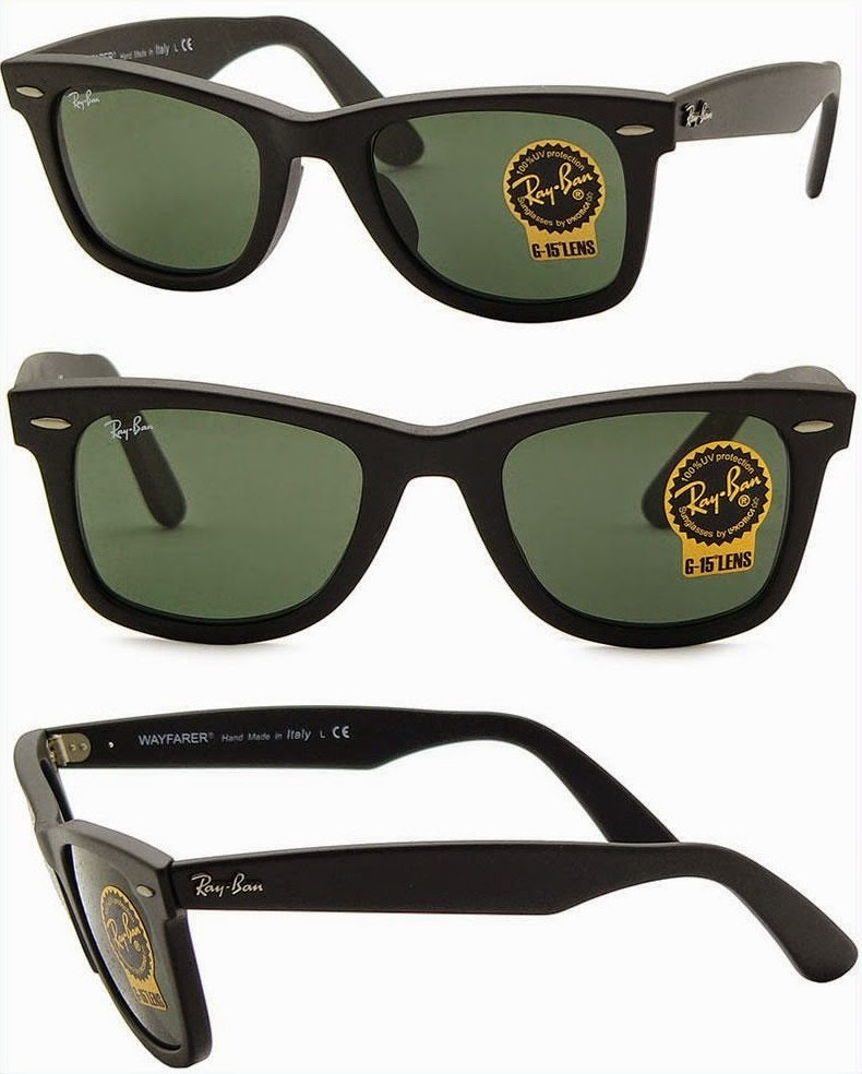 large ray bans 9wuk  wayfarer sunglasses sizes