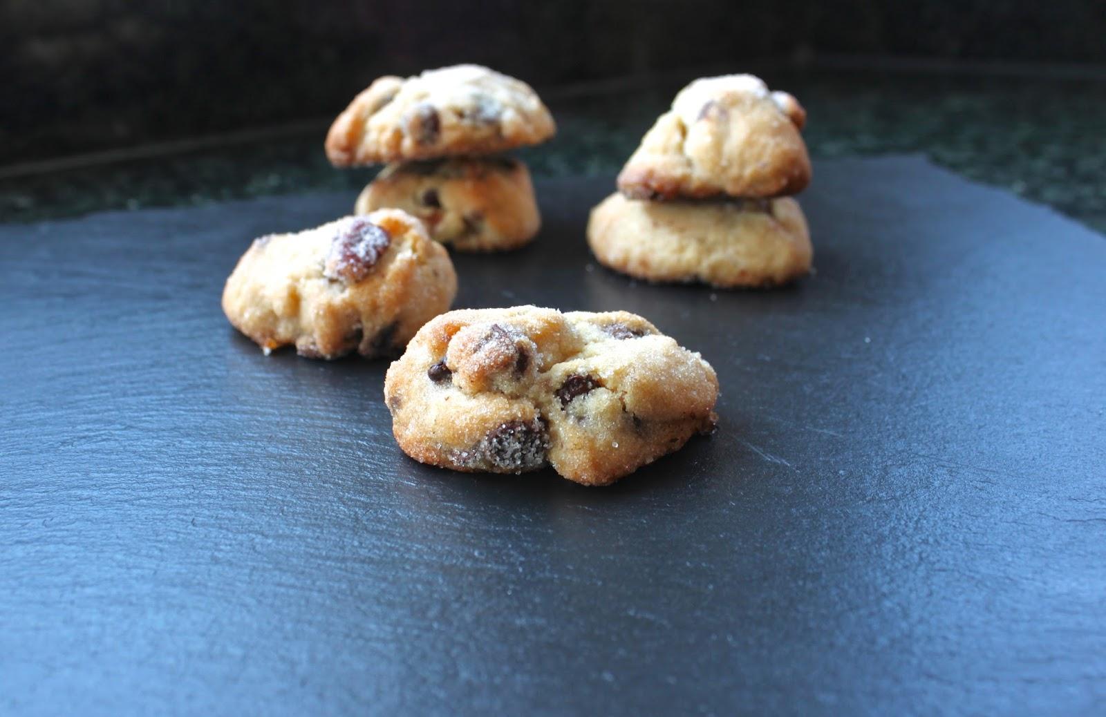 Seriously Chocolate Pecan Cookies Recipe — Dishmaps