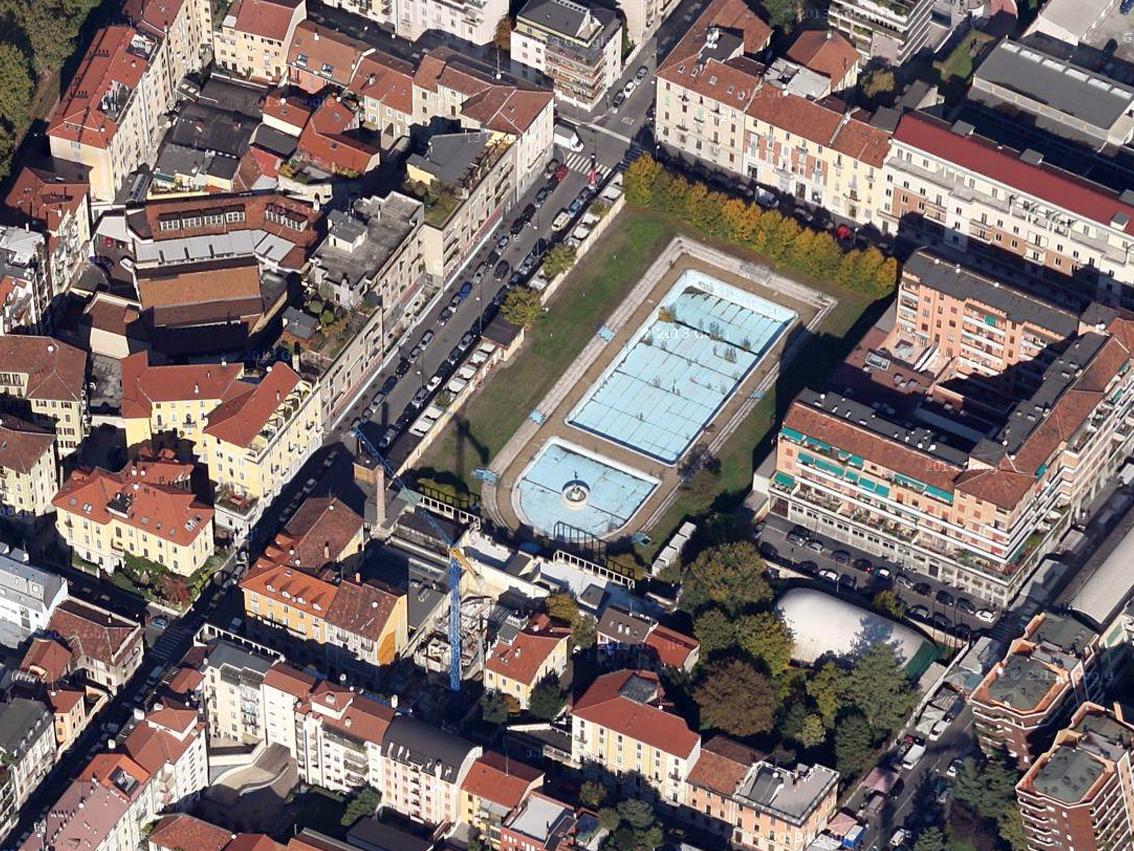 Urbanfile milano zona porta romana vi ricordate che c - Piscina porta romana milano ...