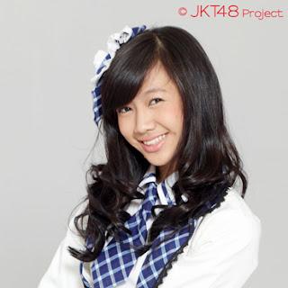 JKT48 Personil : Shania Junianatha