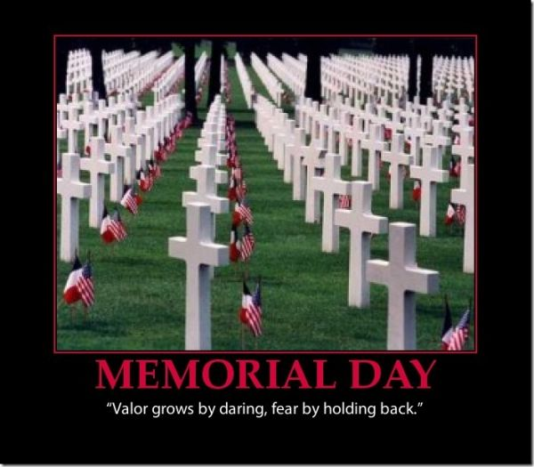 Sayings For Memorial Day Cards