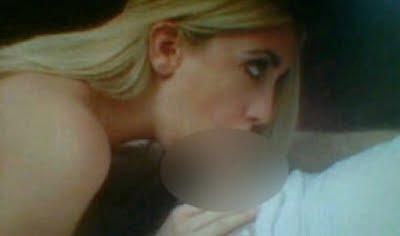 Fotos hot de Wanda Nara teniendo Sexo Oral