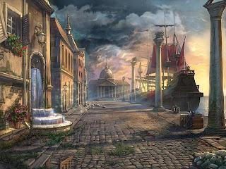 Grim Facade: Mystery of Venice Collector's Edition [FINAL]