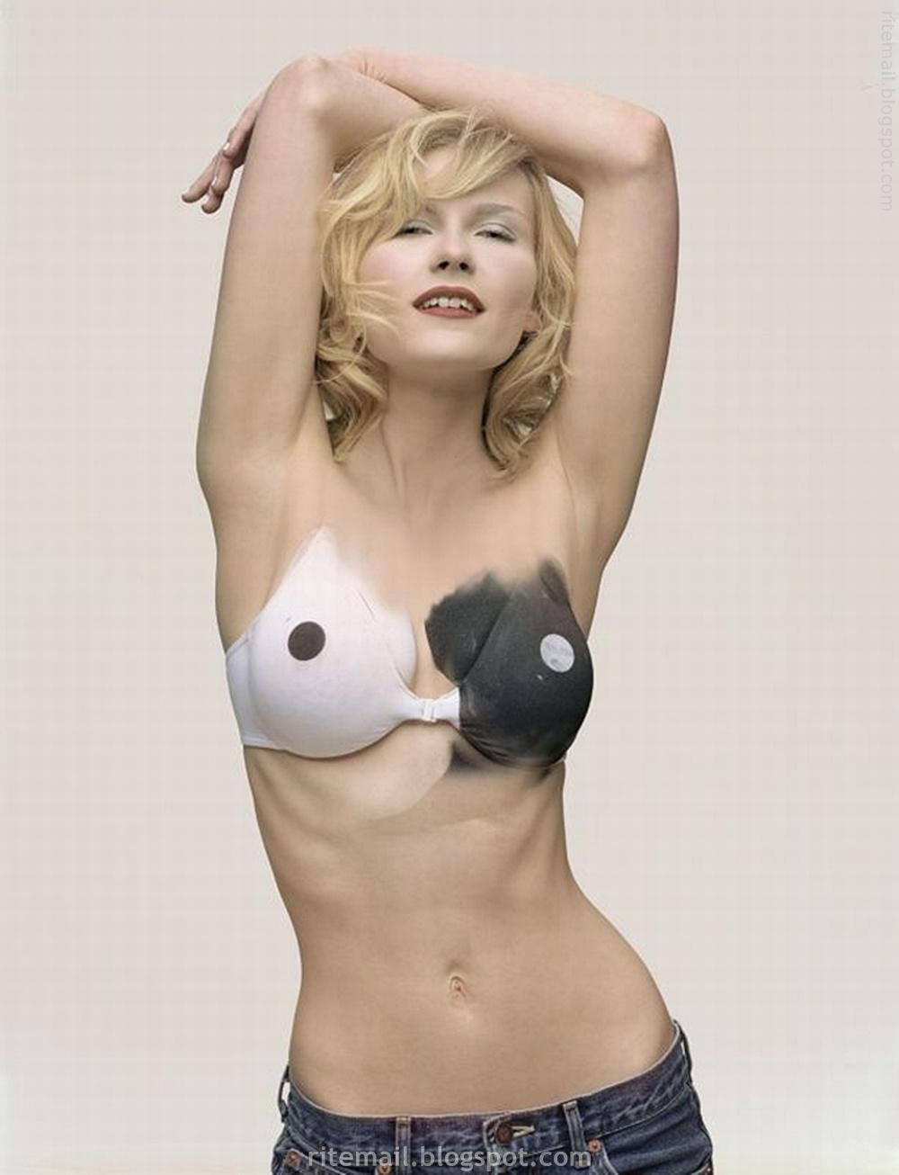 Kirsten Dunst New Look - Ye Kya Chutiyapa Hai