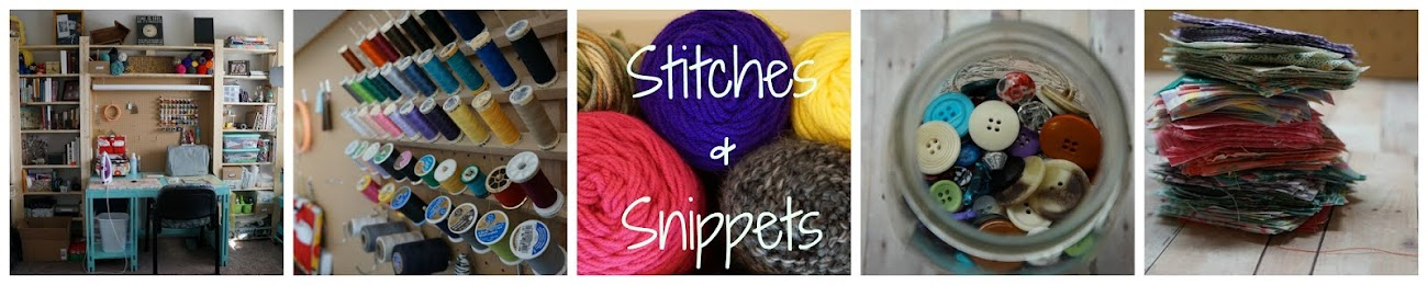 ---Stitches & Snippets---