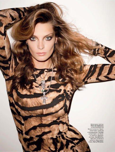 Daria Werbowy  wallpaper